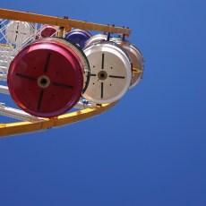 La grande roue à Clermont
