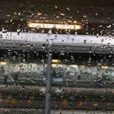 Pluie le matin...
