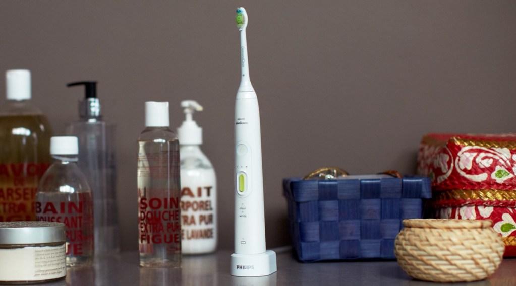 Concours : gagnez une brosse à dents Philips Sonicare HealthyWhite
