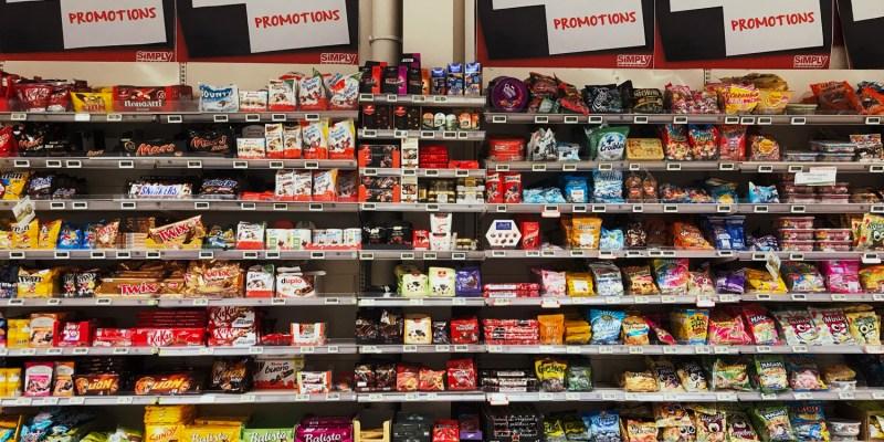 Lutter contre le mur des tentations au supermarché