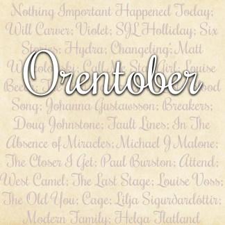 Orentober