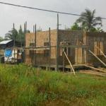 Nelayan di Rohil Dapat Bantuan 30 Unit Rumah Panggung
