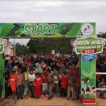 Pertamina EP Asset 1 Lirik Field Sukses gelar Greenwalk 2019