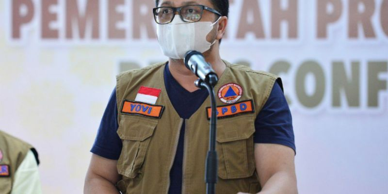 Satgas Covid-19 Riau: Kabupaten/Kota Jangan Tunggu Vaksin Habis Baru Minta