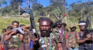 Komandan KKB Ditembak Mati Petugas di Ilaga, Papua