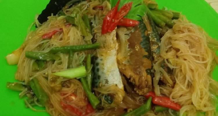 Resep Sarden Bihun, Cocok Untuk Menu Makan Siang