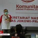 Jokpro 2024: Pembangunan Jokowi Harus 3 Periode