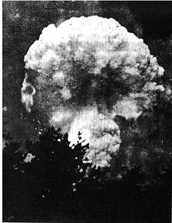 Catatan Sejarah 6 Agustus: Bom Atom Little Boy Dijatuhkan Amerika di Hiroshima