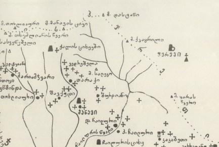 რუკა (საიდანაა არ მახსოვს)
