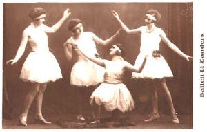 Ballett, Ballerinas