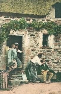 1907, Frankreich