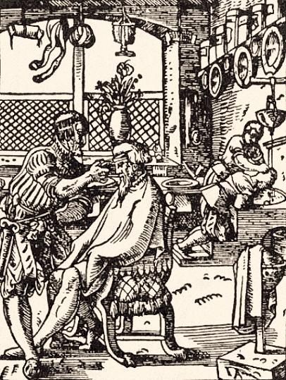 1568, Holzschnitt (Jost Ammann)