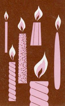 Illustration: Kerzen
