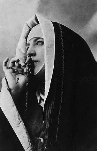 Nonne, Rosenkranz