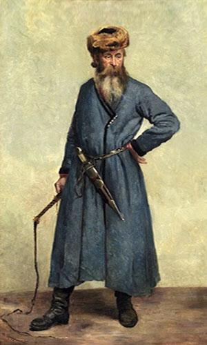 Kutscher, Kosake