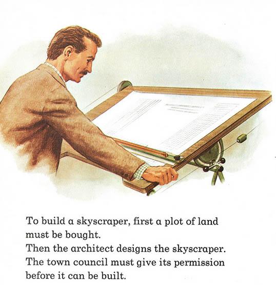 Architektur Berufe
