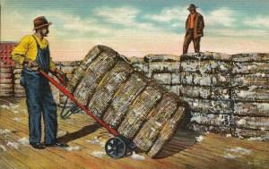 Baumwolle, Lagerung, USA