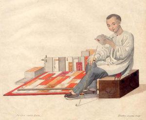 Buchhändler, Buchhandel, Bücher, lesen