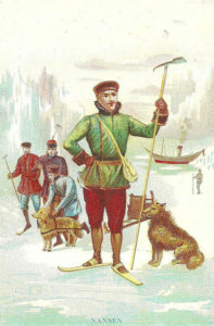 Nordpol, Nansen, Polarforscher, Expedition
