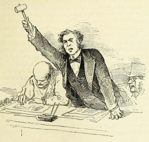 Richter, Gericht
