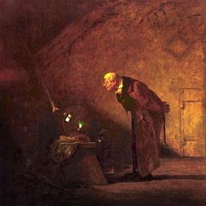 Alchemisten, Alchimist