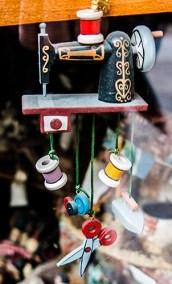 Miniatur, Näzheug, Schneiderzeug