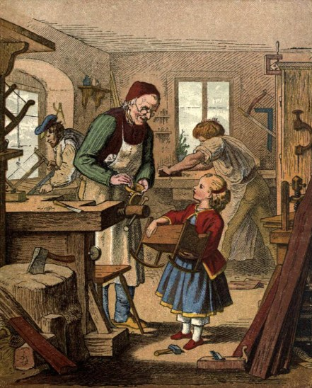 Schreiner, Tischler, Schreinerei, Tischlerei, Schreinerwerkstatt, Handwerker