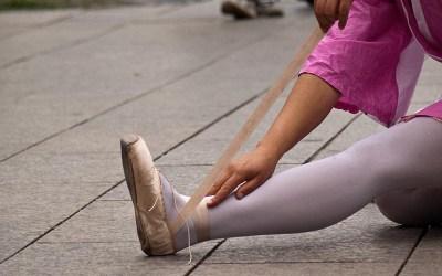 Der Ballettschuhmacher