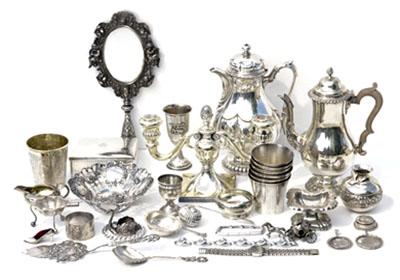 Silberschmied, Silberwaren, Kunsthandwerk