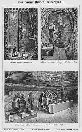 sw: Elektrischer Betrieb im Bergbau