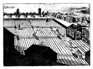 Bleiche 1716 Österreich