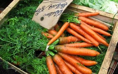 Obst- und Gemüsehändler