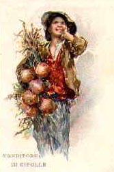 Zwiebelverkäufer, Zwiebelhändler