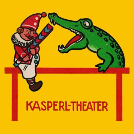 Farbillu: Kasper und Krokodil vom Kasperl-Theater