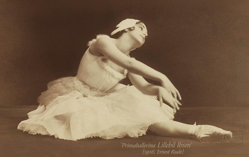 Die Balletttänzer