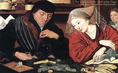 Der Geldwechsler