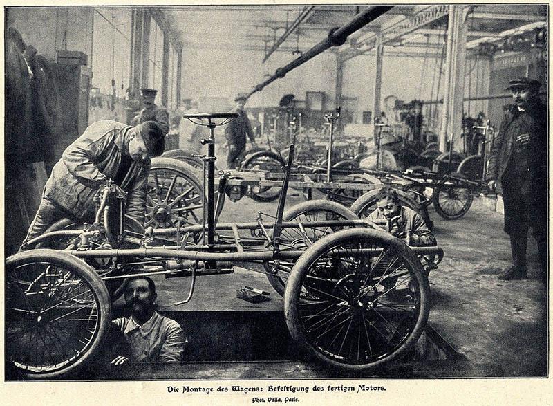 Autoherstellung