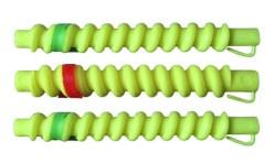 Farbfoto: spiralförmige Wickler - 2010