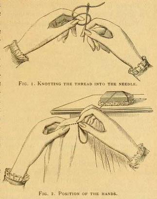 Anleitung zum Nähen