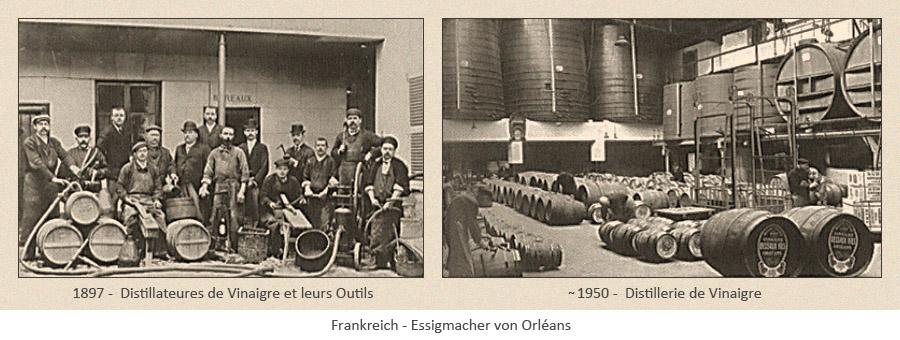 sw Fotos: Essigmacher von Orléans - 1897/~1950, FR