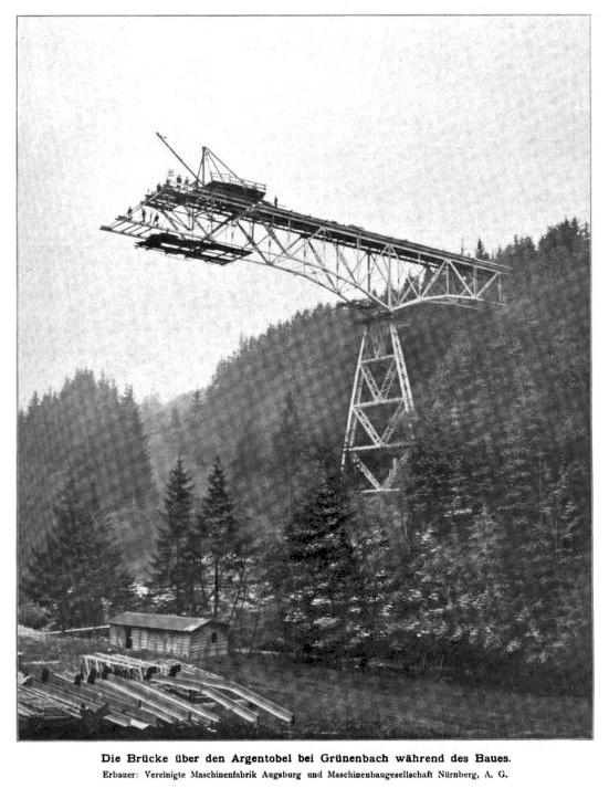 sw-Foto: Brückenbau