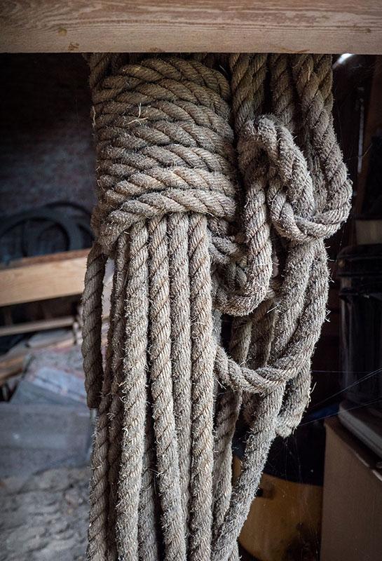 Foto: starkes Seil