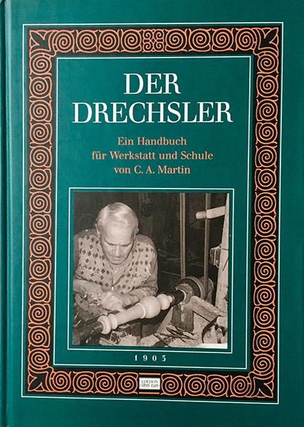 Buchcover: Drechsler