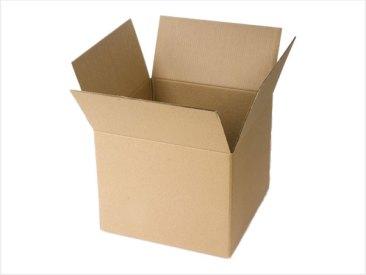 caja cartón ecommerce