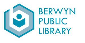 Library Logo with Name