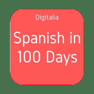 Digitalia Spanish in 100 Days
