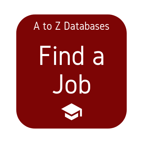 A to Z Databases Find a Job