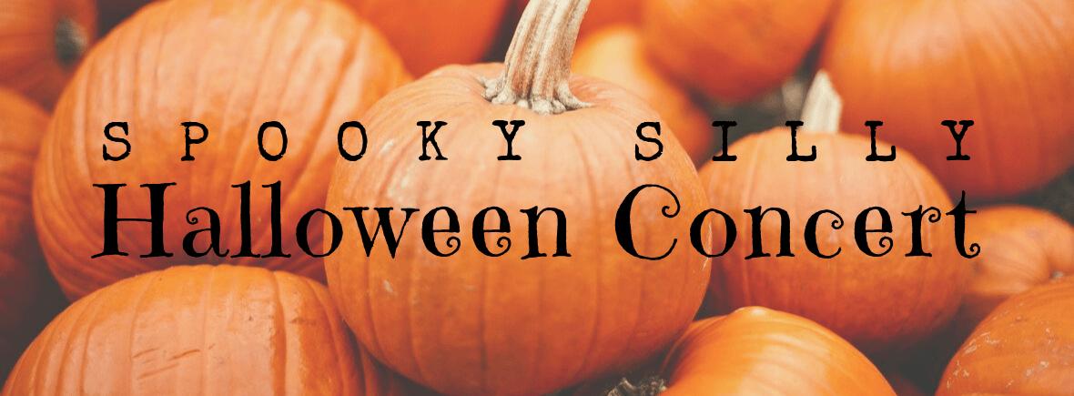 Spooky Silly Halloween Concert