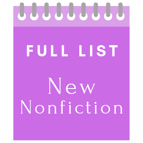 Full List - New Non Fiction