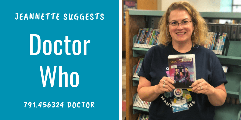 Jeannette Suggests Doctor Who